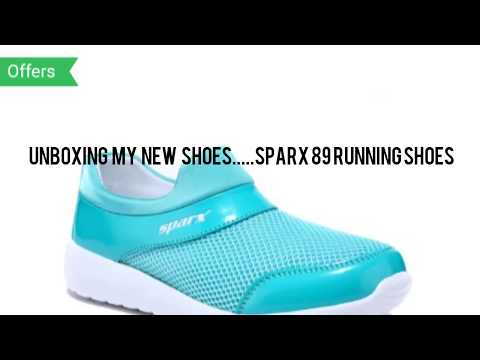 Unboxing Sparx Running Shoes