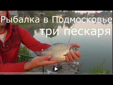 рыбалка в подмосковье водоемы с карпом на сутки