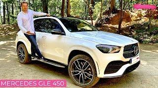 Essai détaillé Mercedes GLE 450 ON & OFF ROAD - Le Vendeur Automobiles