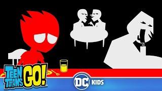 Teen Titans Go! En Español | Cita Pesadilla, según Robin