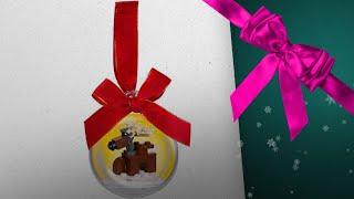 Greta Lego Christmas Ornaments Ideas / Countdown To Christmas 2018! | Christmas Gift Guide