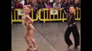 Watch these children In Salsa Dance. so Amazing!!!!!!