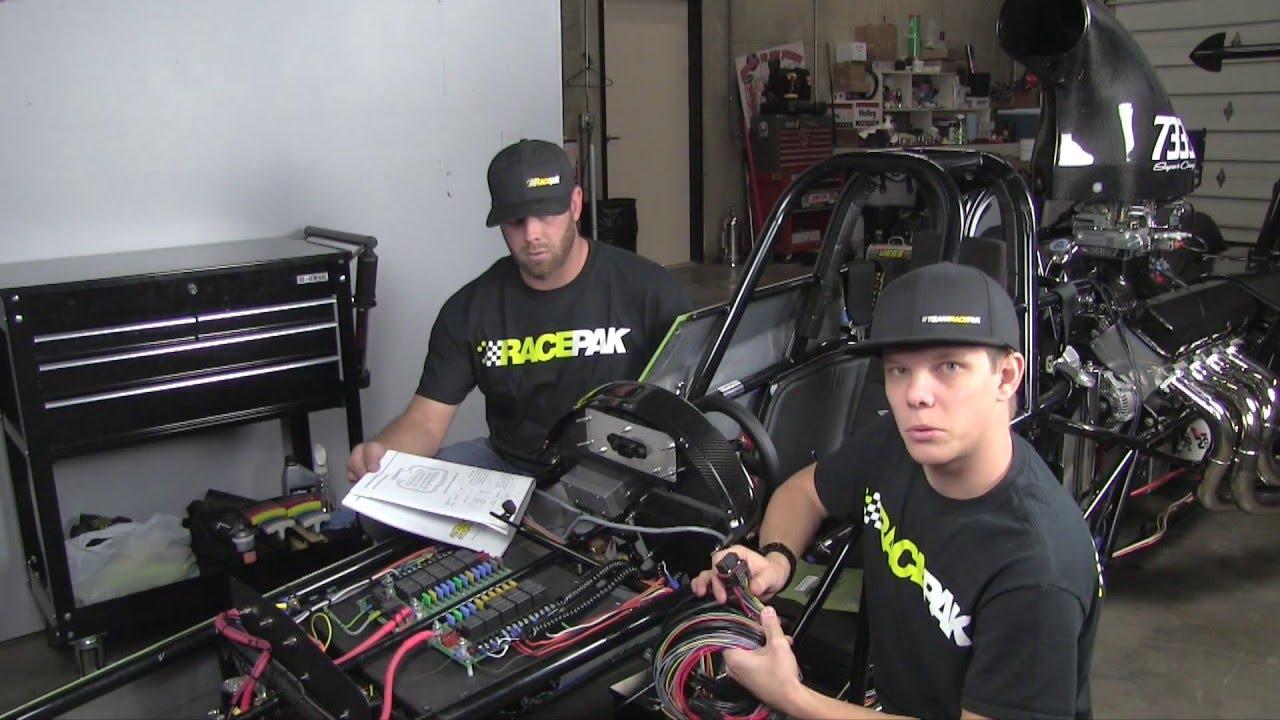 Racepak Iq3 Drag Dash Install
