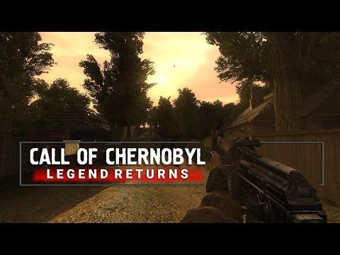 S.T.A.L.K.E.R. Call Of Chernobyl: Legend Returns [Stream]