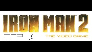 Iron Man 2 The Video Game (PSP) Part 1