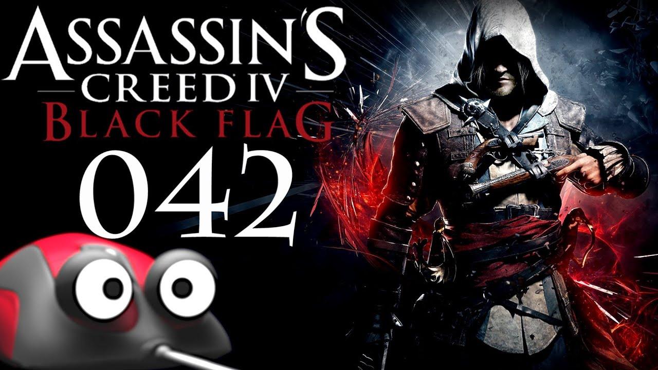 Let's Play Assassin`s Creed 4 #042 Verräter (Gameplay German Deutsch AC 4)