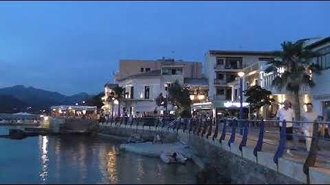 Evening In Port Andratx, Mallorca