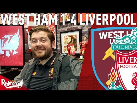 Super Salah Is Fantastic, West Ham Are Atrocious! | West Ham v Liverpool 1-4 | Paul's Match Reaction