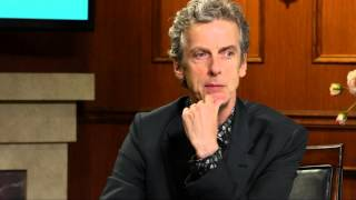 Peter Capaldi On Larry King Now - 2015-09-28