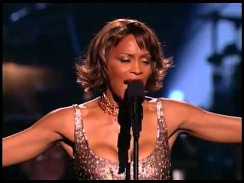Whitney Houston - Live Arista Records Anniversary Celebration 2000