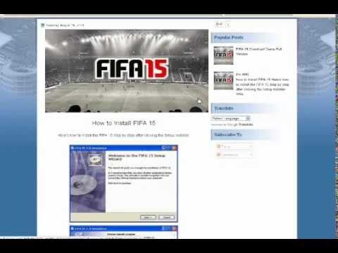 FIFA 15 Download PC