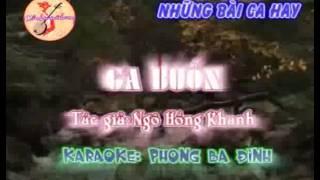 karaoke Ga Buồn (vsmc)