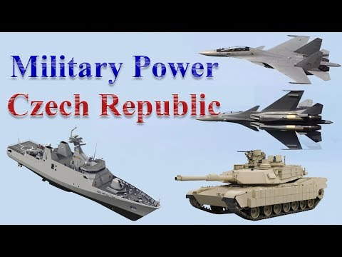 Czech Republic Military Power 2017