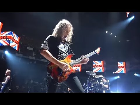 """Metallica release official video of """"Spit Out The Bone"""" played live for 1st time..!"""