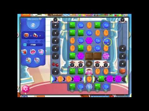 Candy Crush Level 3271 Talkthrough, 15 Moves 0 Boosters