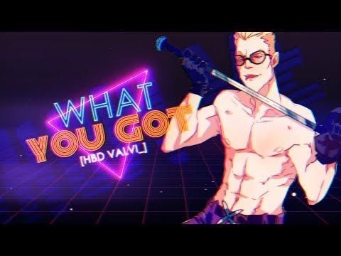Show me what you got  HBD VALVI