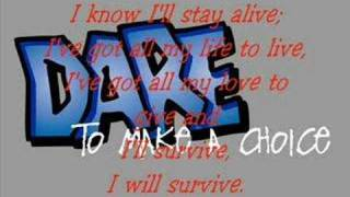 i will survive by crazy frog