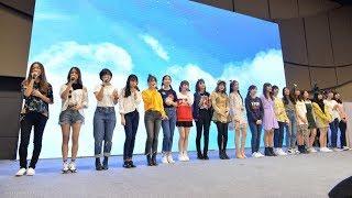 「365nichi no Kamihikouki –365 วันกับเครื่องบินกระดาษ–」from BNK48 Fan Festival 2018 #PrayForIndonesia