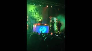 Kollegah feat. Sun Diego Billionaires Clublive im Bielefeld