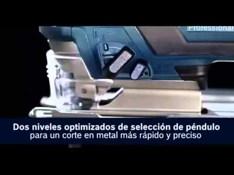 Giới thiệu máy cưa lộng Bosch GST 25 M