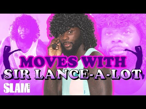 Lance Stephenson HILARIOUS SURPRISE In Zumba Class | Moves with Sir Lance-A-Lot