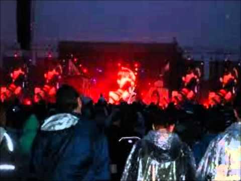 Red Hot Chili Peppers, Goffertpark Nijmegen Full 2007 Show