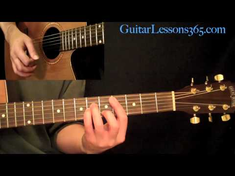 To Be With You Guitar Lesson - Mr. Big - Complete Song