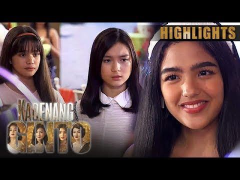 Download Cassie, ipinagtanggol si Roxanne sa pamamahiya ni Marga | Kadenang Ginto