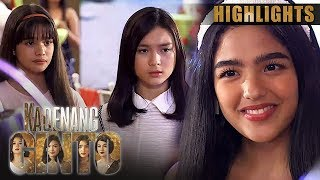 Cassie, ipinagtanggol si Roxanne sa pamamahiya ni Marga | Kadenang Ginto (With Eng Subs)
