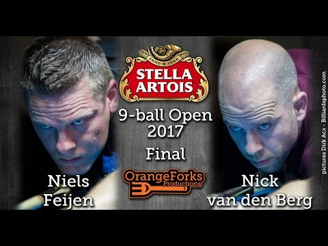 Niels Feijen (NL) v Nick van den Berg (NL) | FINAL 2017 Stella Artois Open