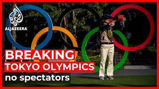 'Regrettable': Tokyo Olympics to be held without spectators