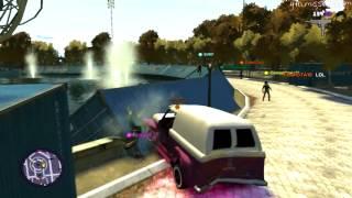 GTA EFLC - PC - Online Multiplayer - BUSTED!/Offroading/Stunts/APC Race! - 03/23/12