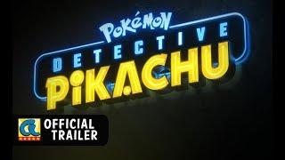 POKÉMON Detective Pikachu   Official Trailer #1