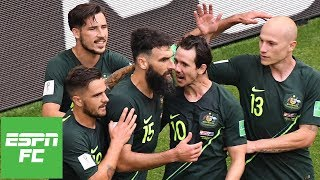 Denmark 1-1 Australia: why Socceroos fans love VAR after 2018 World Cup game | ESPN FC