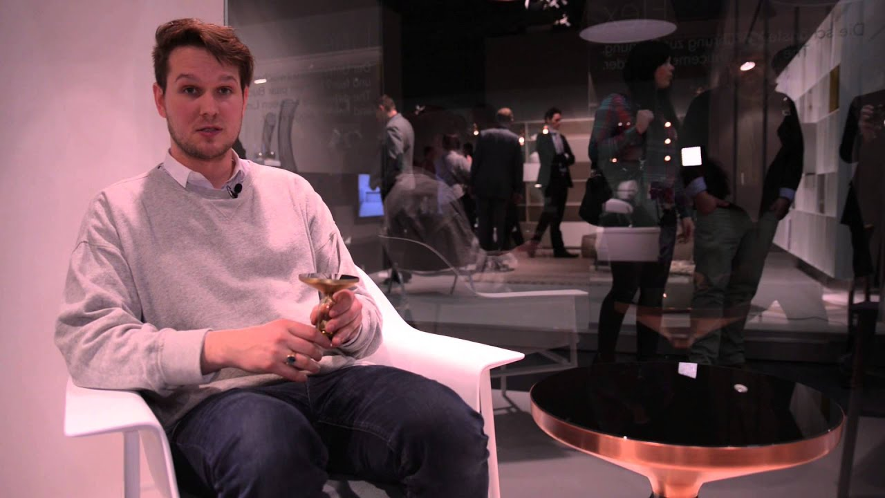 a conversation with sebastian herkner youtube. Black Bedroom Furniture Sets. Home Design Ideas
