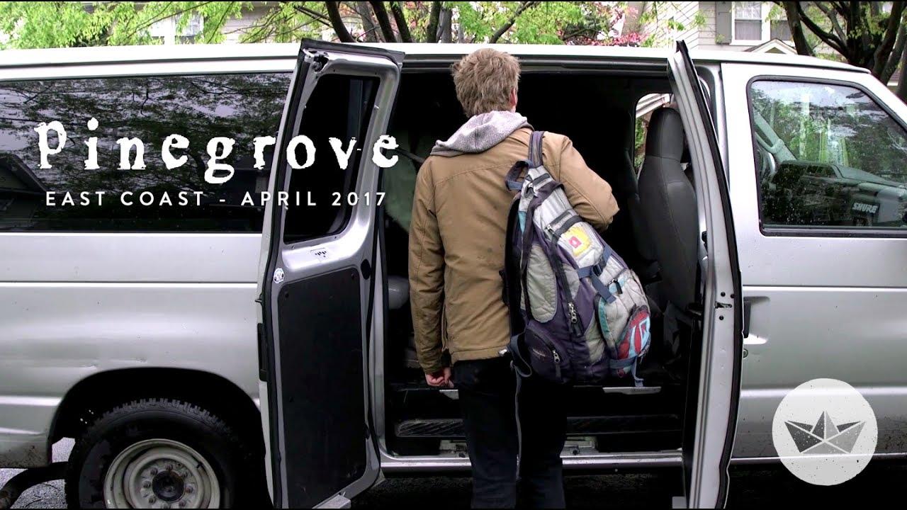 Pinegrove Tour