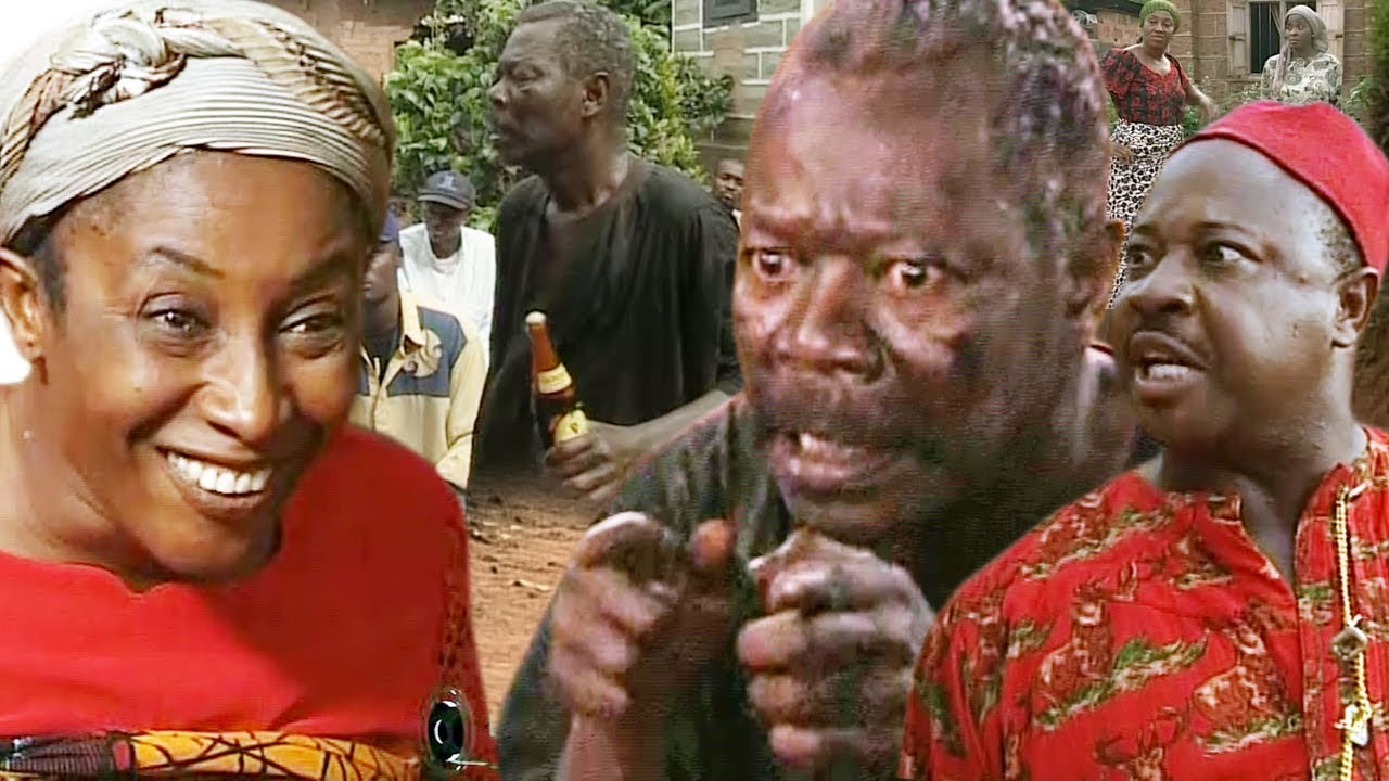 Download Drunken Master - Sam Loco vs Mama G 2019 Latest Nigerian Nollywood Comedy Movie Full HD