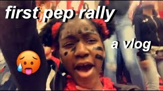 First High  School Pep Rally | 2018