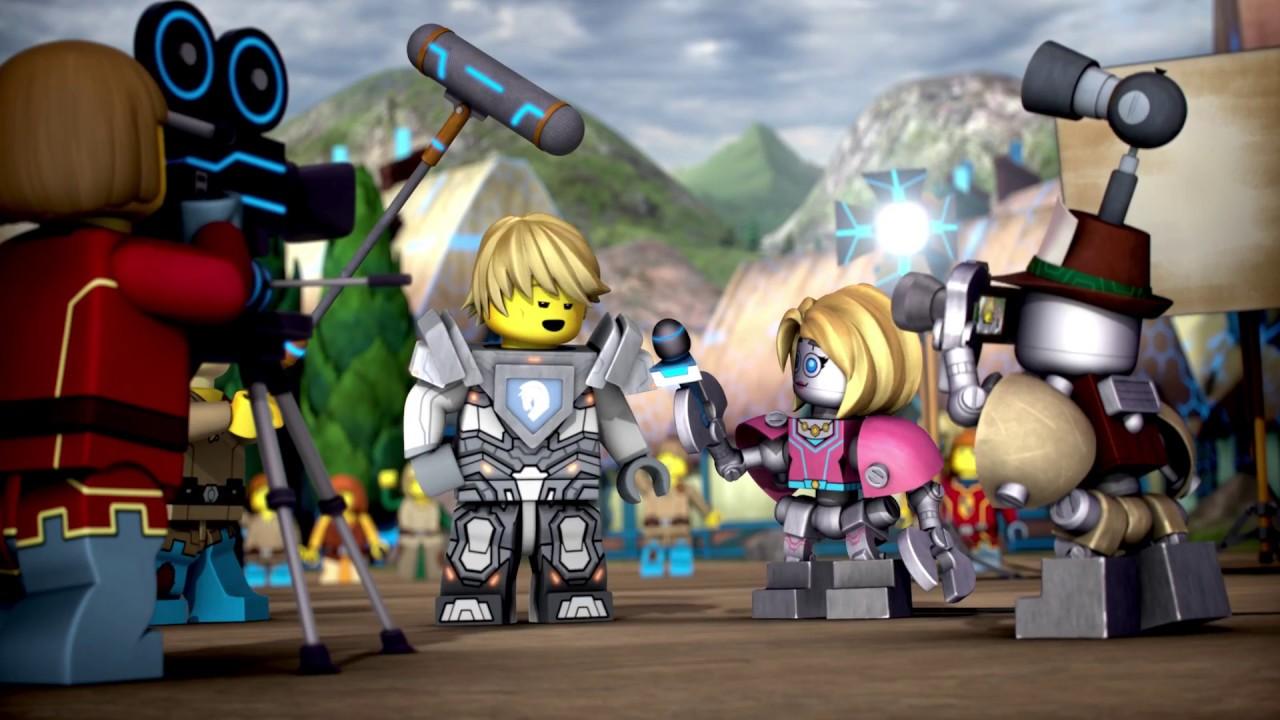 jestro turns bad again  lego nexo knights  mini movie
