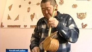 Вести-Хабаровск. Уникальные музыкальные инструменты из села Джари