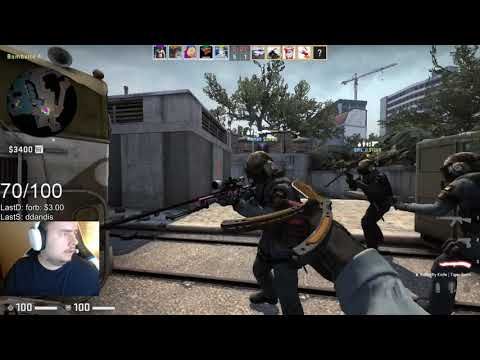 FaZe GuardiaN Stream |  18.12.2018 | De_overpass