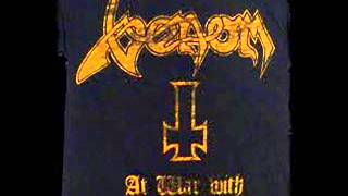 venom - at war with satan   album full  1984