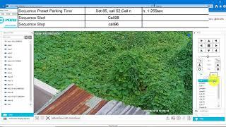 ขั้นตอนการตั้งค่า Auto Preset หรือ Auto Sequence PTZ HA 394BP20 HA42516 Series Live View Browser IE