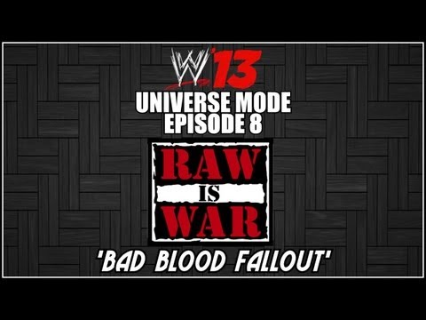 RAW Is WAR: Bad Blood Fallout (Episode 8)