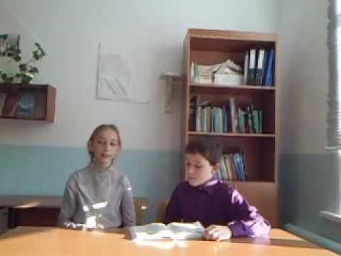 Изображение предпросмотра прочтения – «Юные журналисты» читают отрывок изпроизведения «Бородино» М.Ю.Лермонтова