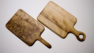 Myrtle Wood Cutting Boards