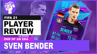Sven or lars?!   88 rated end of an era bender fifa 21 review