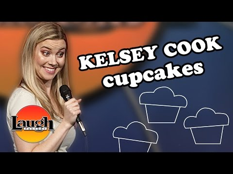 Kelsey Cook   Cupcakes   Stand-Up Comedy