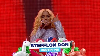 vuclip Stefflon Don - 'Hurtin' Me' (Live at Capital's Summertime Ball 2018)