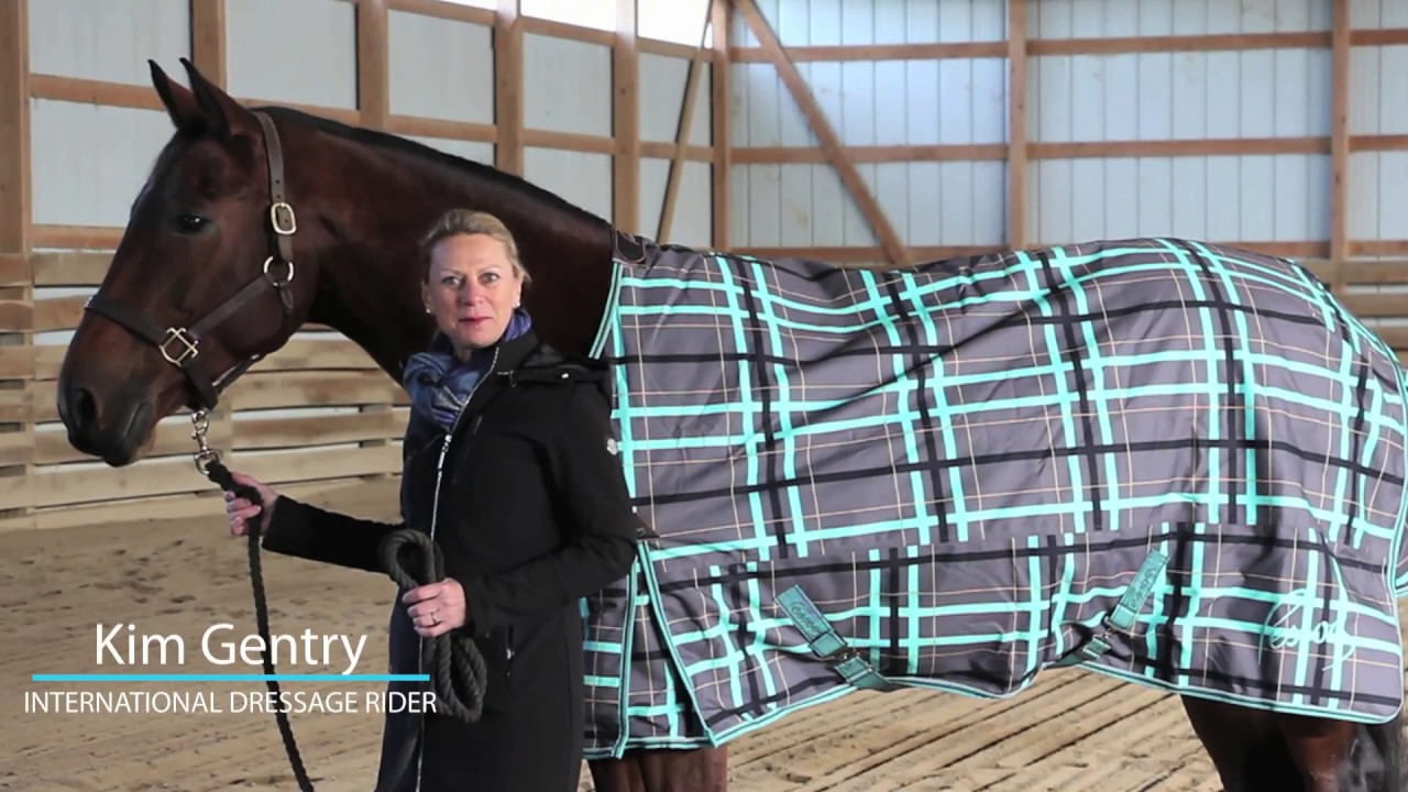 Pessoa Alpine 1200d Turnout Blanket With 180g Fill